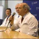 Emory doctors discuss H1N1 flu vaccine testing