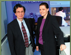 Jorg Goronzy, MD, PhD and Cornelia Weyand, MD, PhD