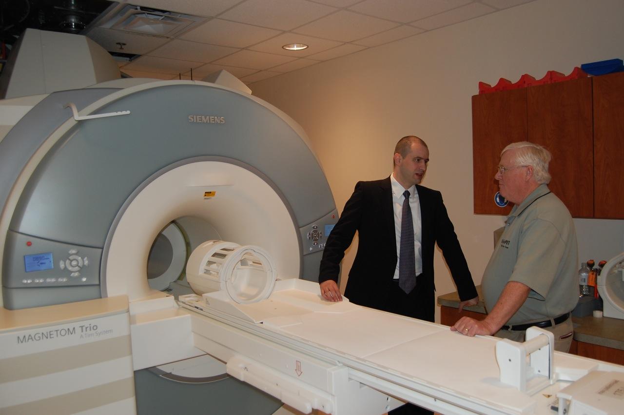 Combined MR/PET imaging | Lab Land
