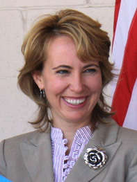 Representative Gabrielle Giffords