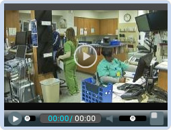 WSB-TV report on Emory Healthcare during the January 2011 ice storm